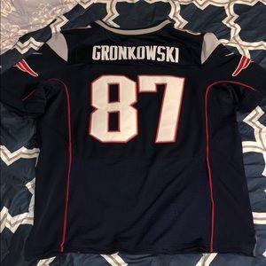 Gronkowski jersey